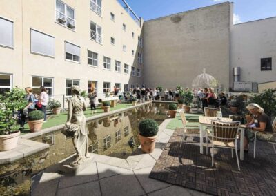 MBK skaber de perfekte rammer for det ultimative møde, kursus eller konference i hjertet af København...