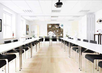 Lokale 2? Det perfekte valg til mødet eller kurset du skal have arrangeret i centrum af København..