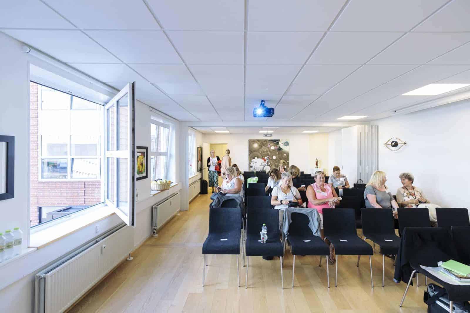 MBK tilbyder Danmarks bedst evaluerede kursuslokaler - med fokus på alle detaljer.